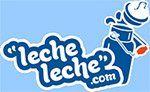 logotipo leche.com